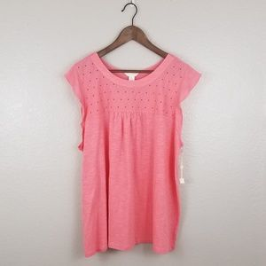 NWT Nordstrom Caslon top